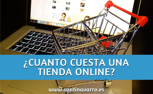 Cu nto cuesta crear una tienda online presupuesto b sico for Cuanto cuesta contratar una alarma