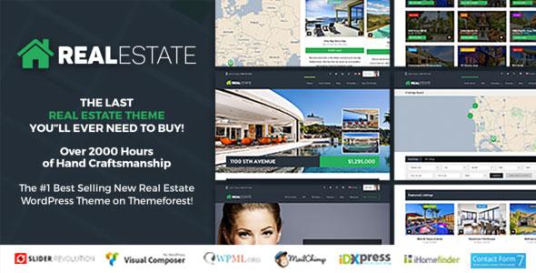 Mejores Plantillas de WordPress para Inmobiliarias y Agencias